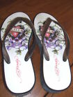 Ed Hardy Wedge Casual Shoes for Women