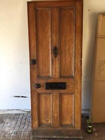 Solid Oak (front) Door