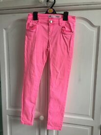 Girls clothes aged 6-8