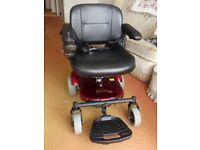 Rascal Power Chair Model P321