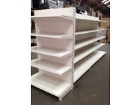 Used Shop Shelving, largest selection in the UK