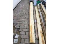 177 x 50 x 3000 long C24 Timber