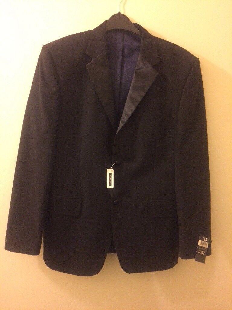 Mens Tuxedo Jacket Size 42R BNWT