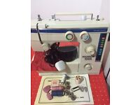 Sewing Machine Electric, Tested Fully Working (Knitmaster, Stitchmaster)