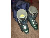 Nordica men ski boots