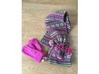 BNWT Scarf & Gloves