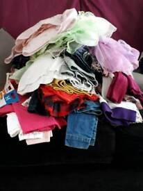 Girl's bundle of clothes 6-7 and 7-8