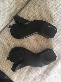 Car seat adapters