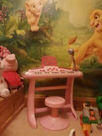ELC Pink Piano