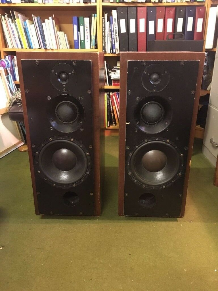 rare atc scm50a active studio monitor speakers 2750 in bishops cleeve gloucestershire. Black Bedroom Furniture Sets. Home Design Ideas