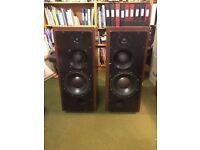Rare ATC SCM50A Active Studio Monitor Speakers - £2750