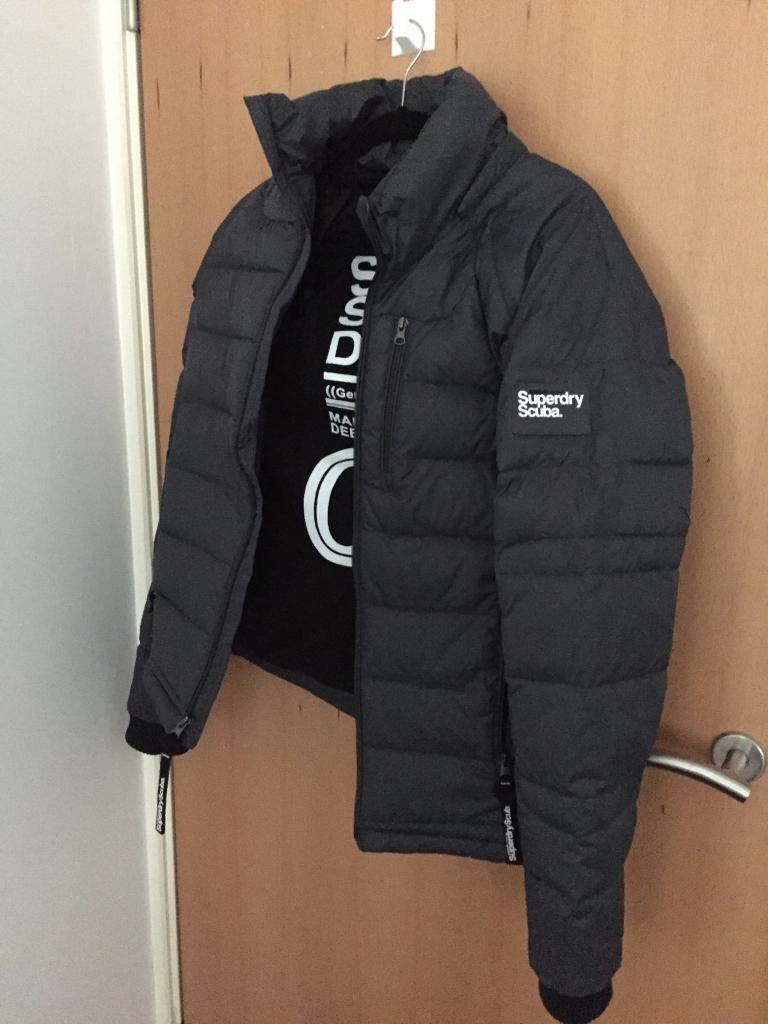Superdry Scuba Jacket
