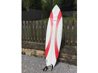 Southern swell 6ft 10inch Surfboard like new!