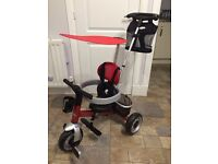 Avigo Metro Alu-Lite 3 in 1 trike Excellent condition only used a few times as new