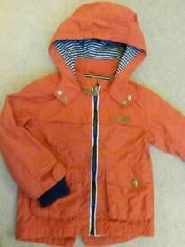 Junior J lined rain coat 18-24 months