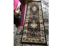 Rug runner used good condition size 180x60cm £10