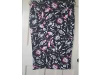 Body con skirt size 14