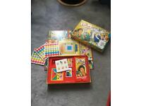 Simpsons board game excellent condition