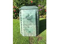Compost Bin - Large Strong Heavy duty with smart air ventilating system - Top Thermo Compost Bin