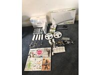 Big Bundle, Nintendo Wii console , Wii fit plus balance board and games and accessories