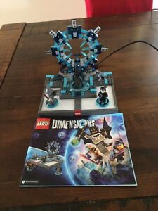 Lego Dimensions with Portal, disc, playsets. Springfield Ipswich City Preview