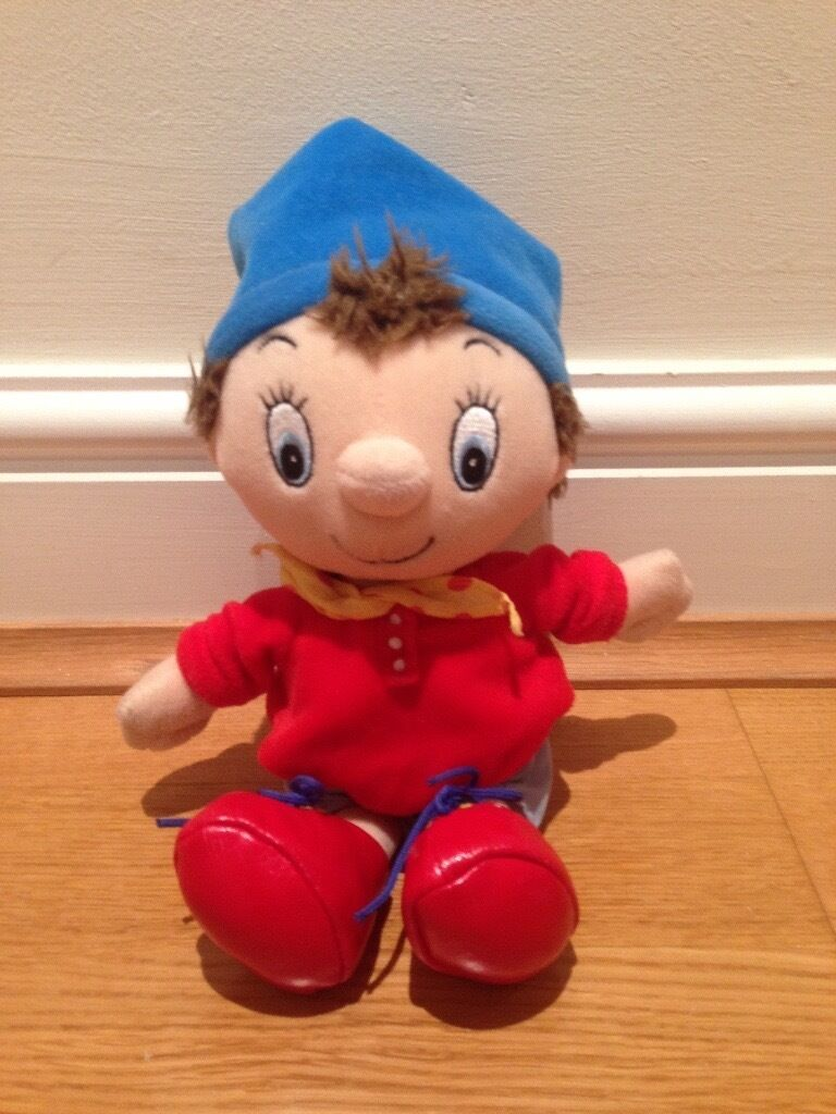 15'' Noddy Soft Toy - Plush Doll - Excellent condition
