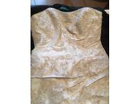Wedding dress by Madeline Gardner size 12