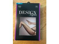 Fishnets size small unopened