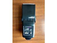Nissin DI622 Mark II - Flashgun for Canon DSLR