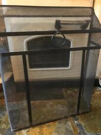 Fire place equipment