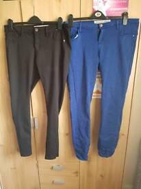 Ladies jeans size 16