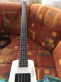 Stunning condition hohner B2 80s bass