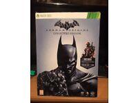 Batman Arkham Origins Collectors Edition XBox 360