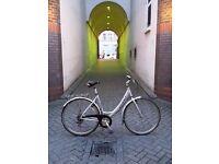 GIANT EXPRESSION modern aluminium ladies hybrid bike. Serviced