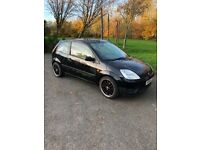 Black Ford Fiesta for sale
