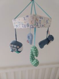 Baby Cot Mobile in excellent condition