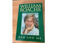 WILLIAM ROCHE KEN AND ME BOOK