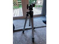manfrotto 190 tripod With #352 Head Photography