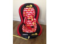 Cosatto car seat 9month-4years