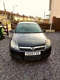 Vauxall astra 1.6 petrol