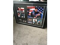 Tom Cruise Signed Framed Picture