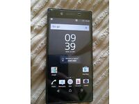 Sony z5 Graphite Black
