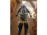Yamaha motorcycle leathers