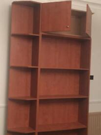 Large heavy duty wall unit