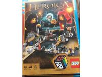 HEROICA LEGO ROLE PLAY GAME