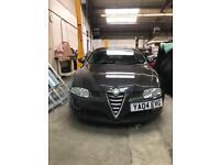 Alfa GT JTS 2.0petrol 168bhp