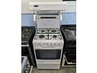 Cannon 55cm Wide Eye Level Grill Gas Cooker with 6 Months Warranty