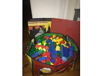 Large Lego in box