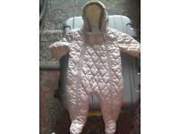 All-in-one Snow Suit