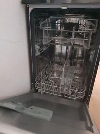 Kenwood slimline dishwasher KDW45B13